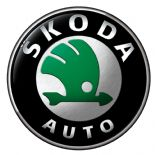 500ml Skoda Paint Waterbased